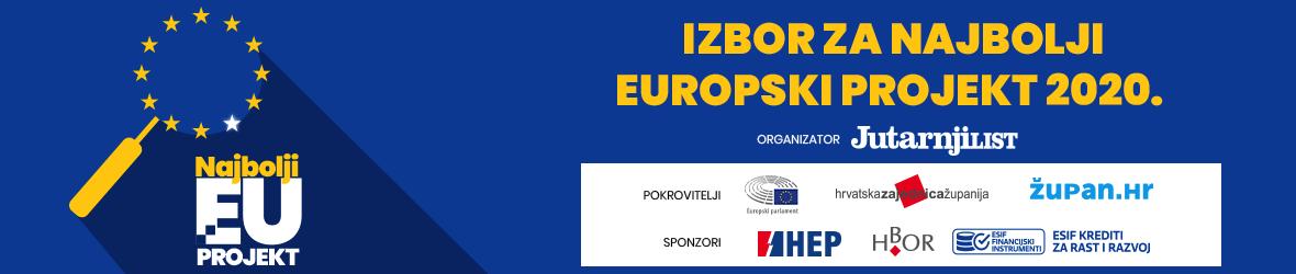 Najbolji EU projekt 2020